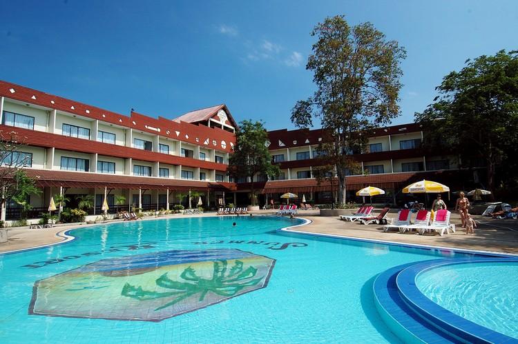 The Pattaya Garden Hotel