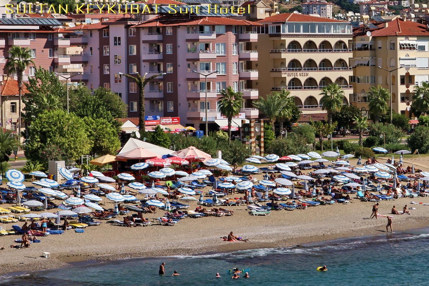 Турция, Алания отель Sultan Keykubat Suit 3*