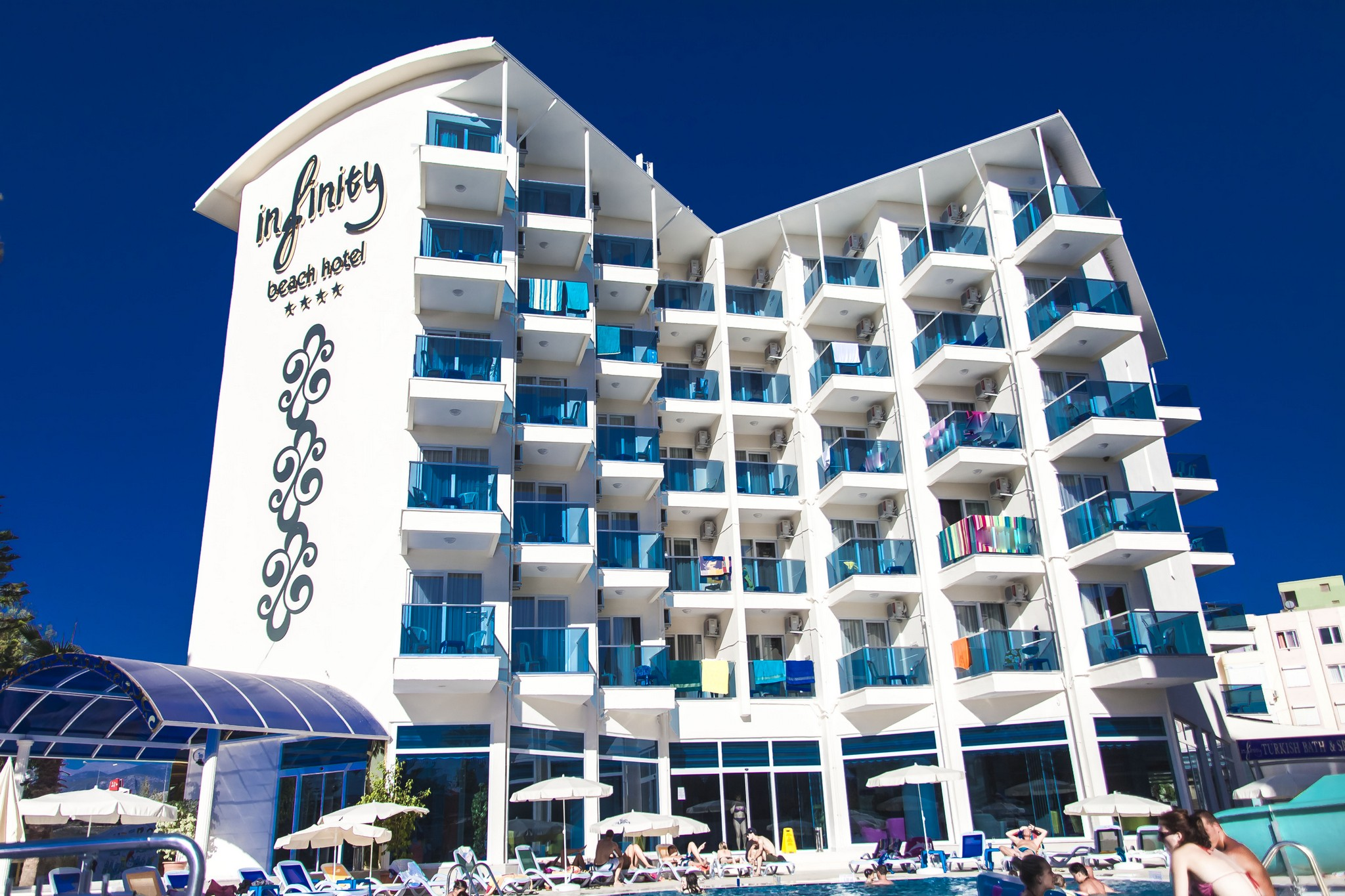 Infinity Beach Hotel 4 (TurkeyAlanya): description and reviews of tourists 11